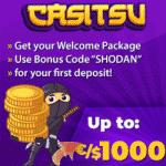 Casitsu Casino Review Bonus