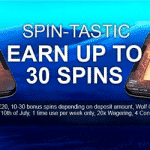 Spin-Tastic: 30 Bonus Spins from Cloud Casino