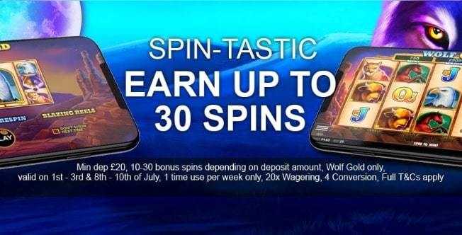 Cloud Casino Promotion
