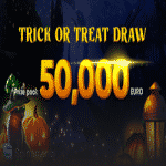 Cobra Casino - Trick or Treat Draw: $50,000