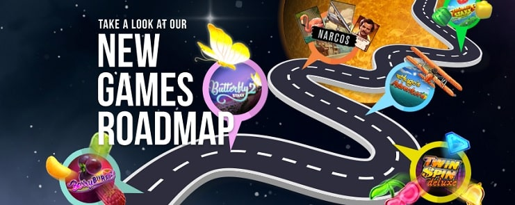 Cosmic Spins Casino Promotion