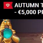El Carado Casino: €5,000 Autumn Tournament