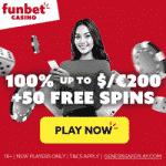 Funbet Casino Review Bonus
