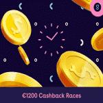 Gambola Casino: €1200 Cashback Races