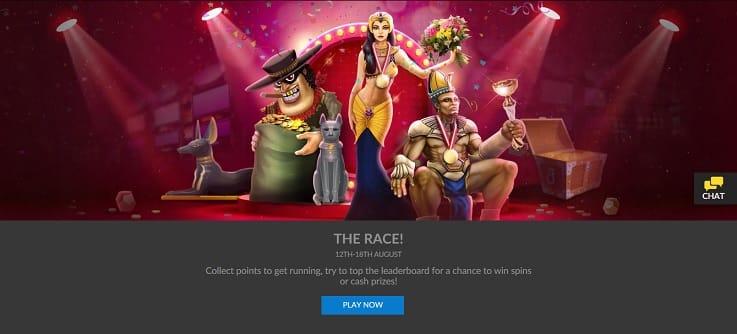 Goliath Casino Promotion