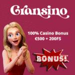 Gransino Casino Review Bonus
