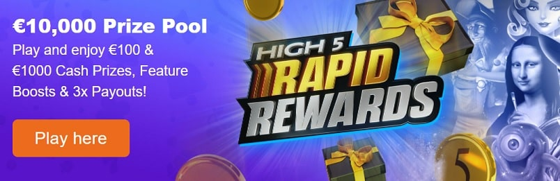 High 5 Casino Promotion