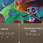 Joy Casino is hosting the Zombieland Tournament