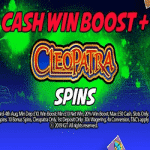 Kerching Casino: Cash Win Boost + Spins