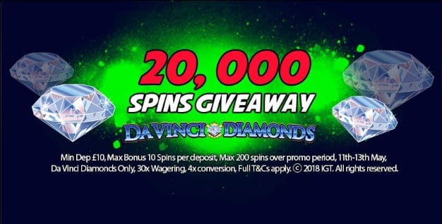 Kerching Casino Promotion