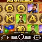 King of 3 Kingdoms - February 27th (2020)