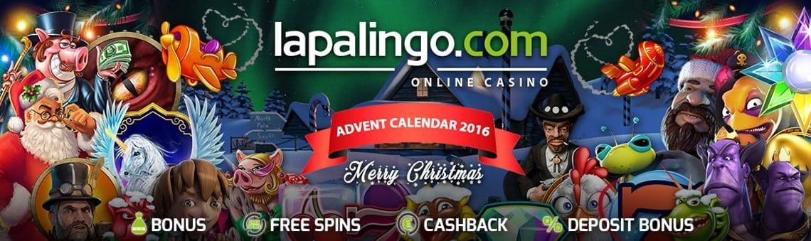 Lapalingo Casino promotion