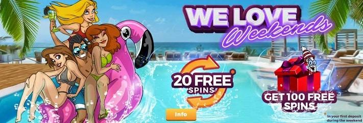 Larry Casino Promotion