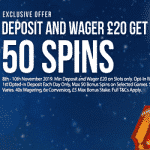 Magical WinsCasinos - Exclusive Offer: 50 Spins