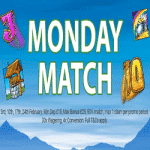 Monday Match: 50% up to £25
