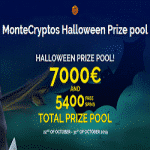 MonteCryptos Halloween Prize Pool