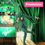 Free Spin Frenzy - May Madness at Mr Green