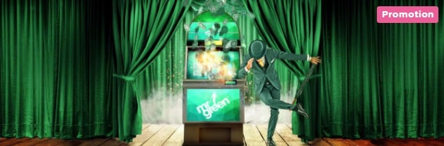 Mr Green Casino Promotion