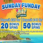 Sunday Funday: Bonus Spins from Mriches