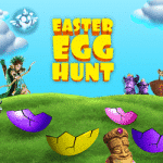 Join the Easter Egg Hunt at New Look Slots