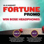 NextCasino - Fortune Promo: August 2018