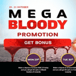Mega Bloody Promotion by NextCasino