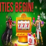 Let the festivities begin at casino Phone Vegas