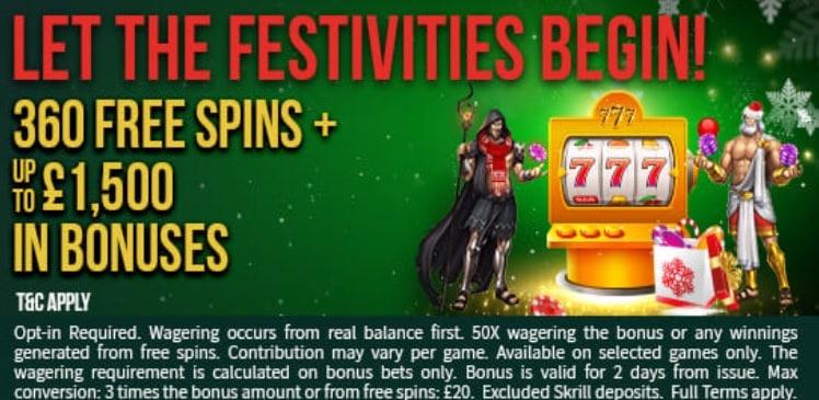 Phone Vegas Casino Promotion