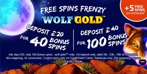 Planet Fruity Casino Promotion