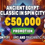 Ancient Egypt Classic & €50,000 from PlayAmo