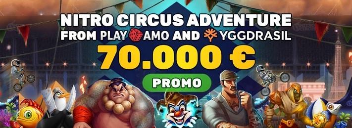 PlayAmo Casino Promotion