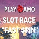 Fast Spin - Slot Race for €60,000 at PlayAmo