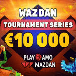 PlayAmo & Wazdan Tournament Series
