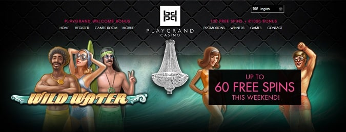 Play Grand Casino promotions