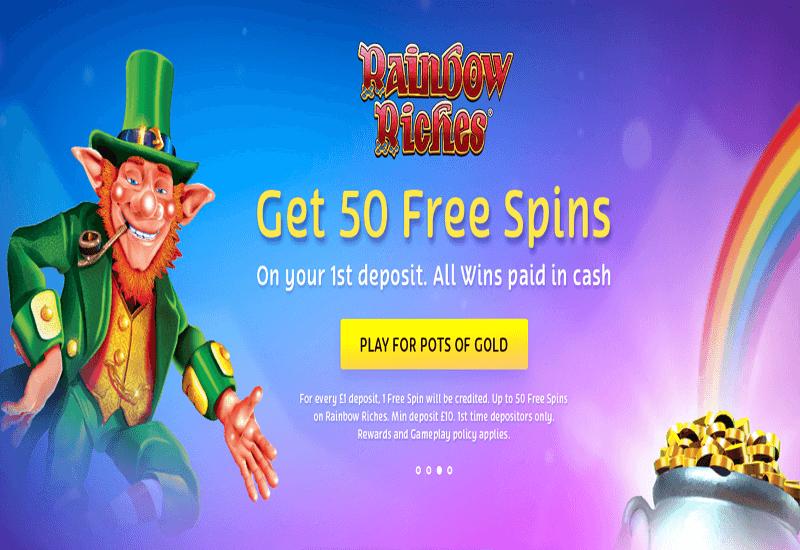 playOJO Casino Promotion