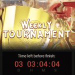Weekly Tournament: 550 Spins - Red Ping Win