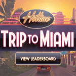 Win a trip to Miami with casino Red Spins