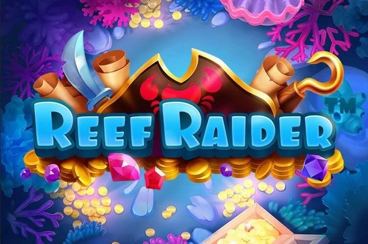 Reef Raider Video Slot - NetEnt