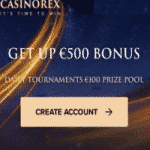 CasinoRex Review Bonus