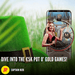 €5K Pot o' Gold Games - now at casino Rizk