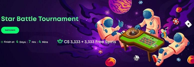 Casino Rocket Promotion
