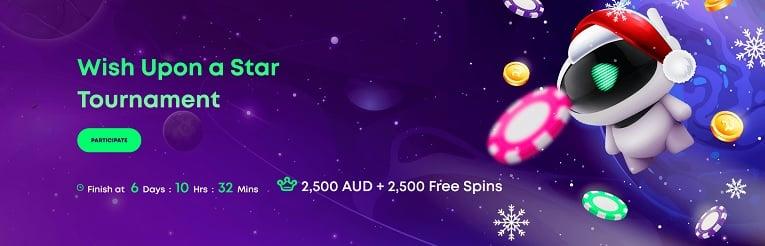 Rocket Casino Promotion