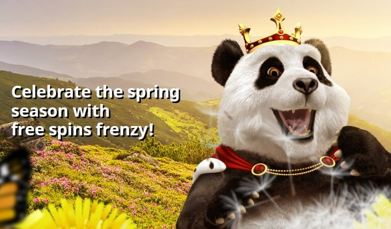 Royal Panda Casino Promotion