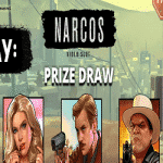 Casino Slingo is hosting the Narcos Prize Draw