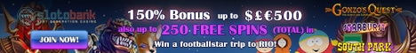 Slotobank Casino Free Spins