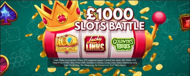 Slotsino Casino Promotion