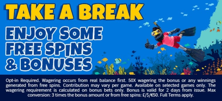 Spinzwin Casino Promotion