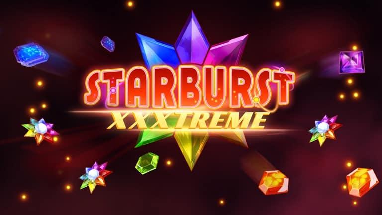 Starburst XXXtreme Video Slot - NetEnt