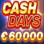 SuperCat Casino - Cash Days: €60,000