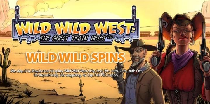 Tiny Slots Casino free spins